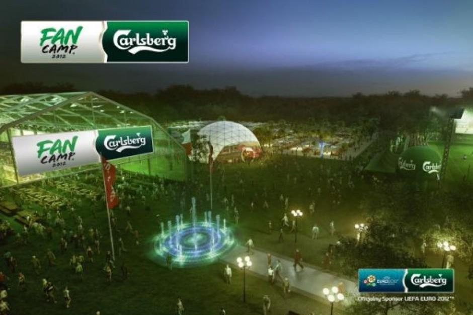 Carlsberg przygotuje na Euro 2012 piłkarskie miasteczka dla kibiców