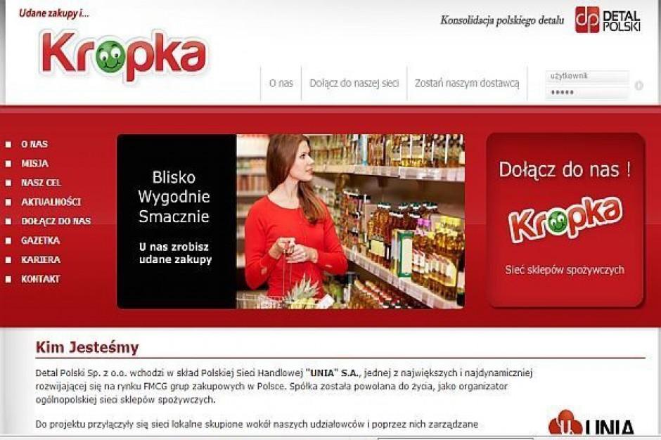 Na koniec 2012 roku Detal Polski chce zrzeszać 1000 sklepów