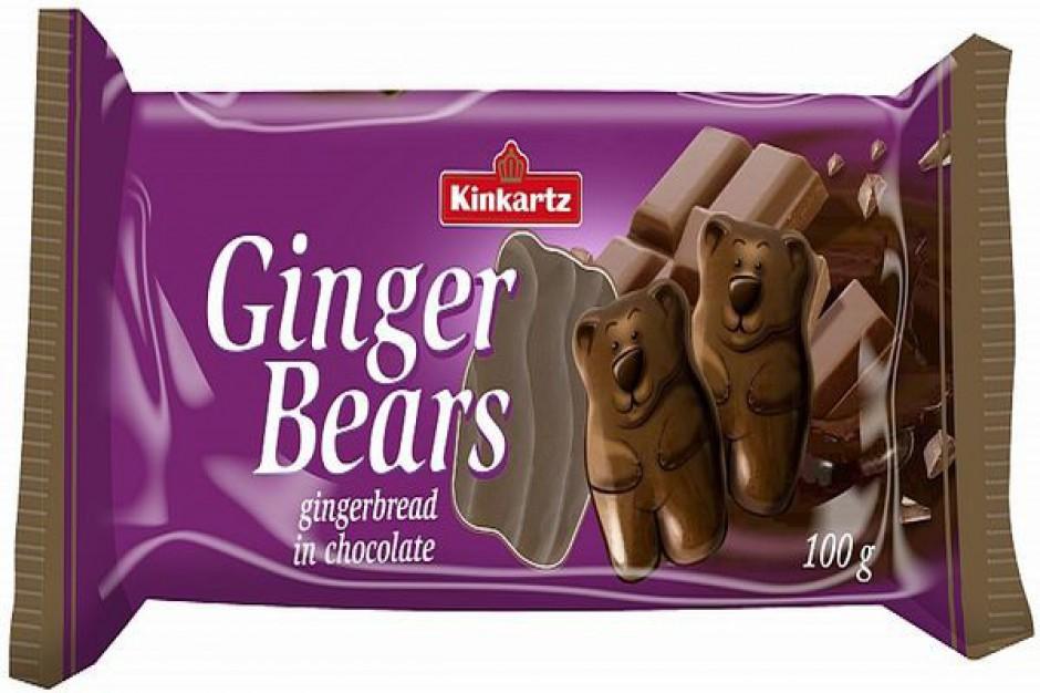 Piernikowe niedźwiadki - nowość od niemieckiej marki KINKARTZ
