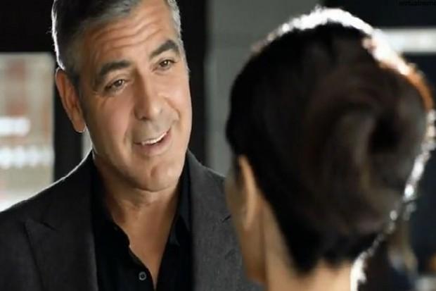 George Clooney ponownie w reklamie Nespresso