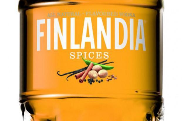 Nowy smak wódki Finlandia