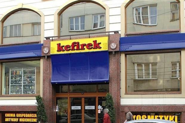 Kefirek w ciągu miesiąca otworzy pięć sklepów