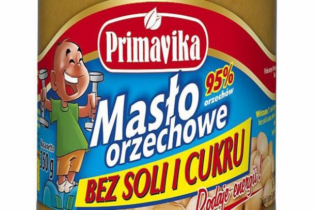 Masło orzechowe Primavika