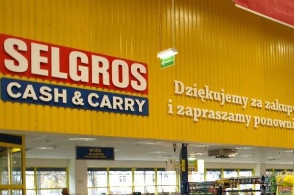 W roku 2011 Selgros Cash&Carry zwiększył przychody do poziomu 3,4 mld zł