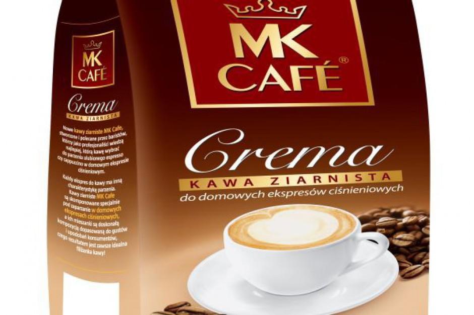 Nowe mieszanki MK Cafe