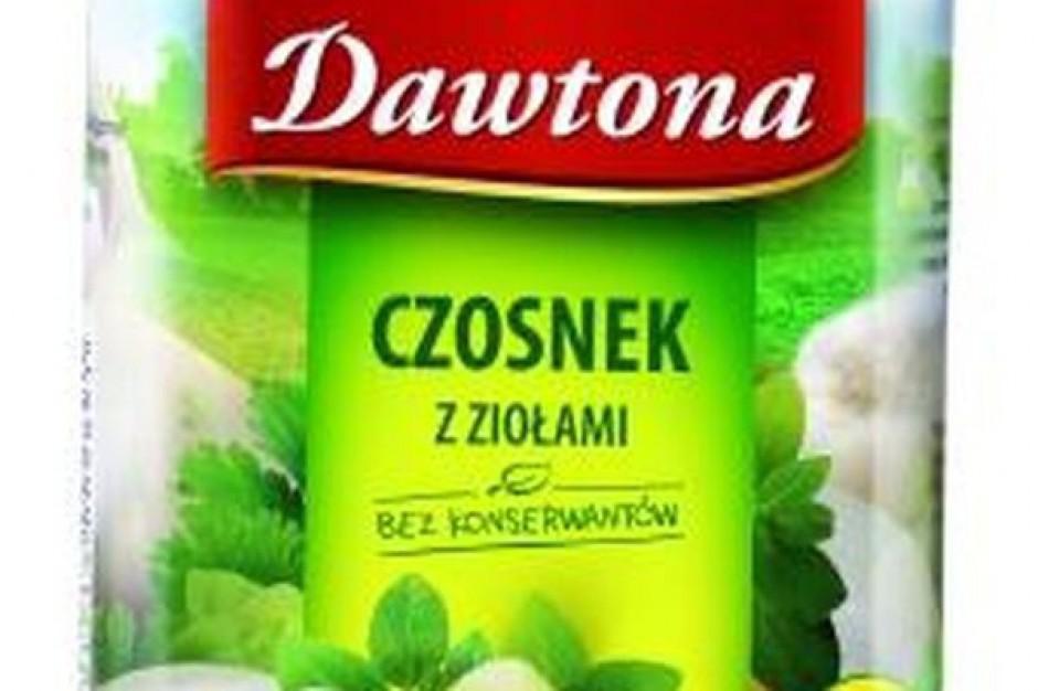 Czosnek marynowany Dawtony