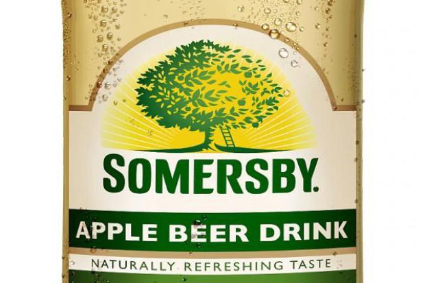 Jabłkowy napój piwny Somersby