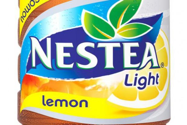 Coca-Cola wprowadza nową Nestea Light