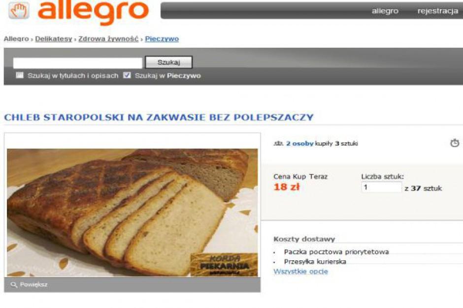 Akademia Allegro: Przed Wielkanocą boom na żywność tradycyjną w sieci