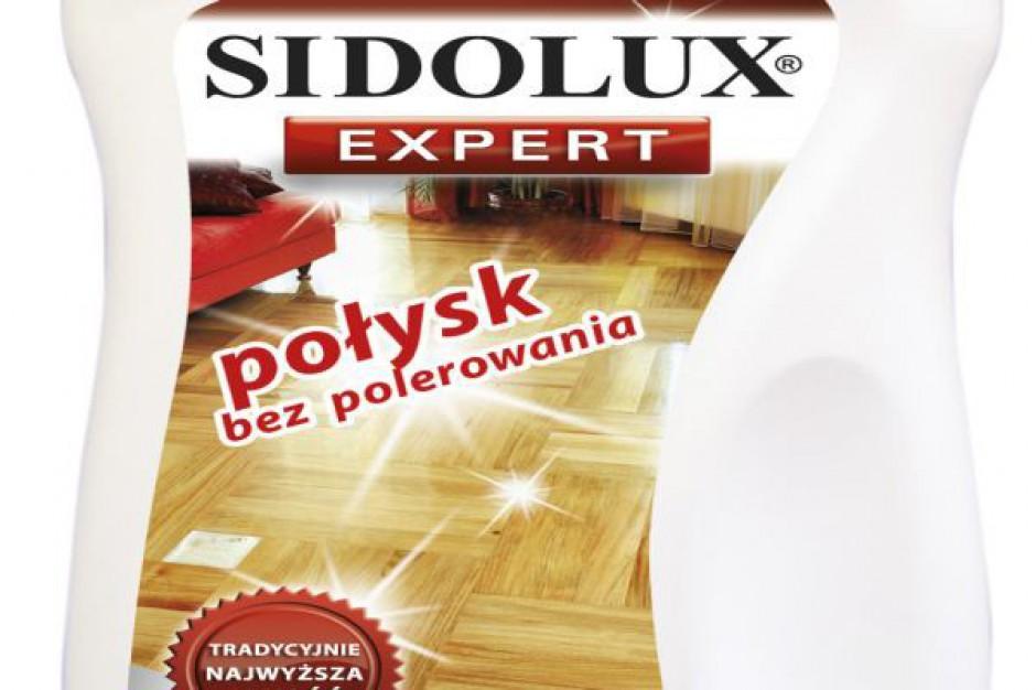 Sidolux Expert w nowych opakowaniach
