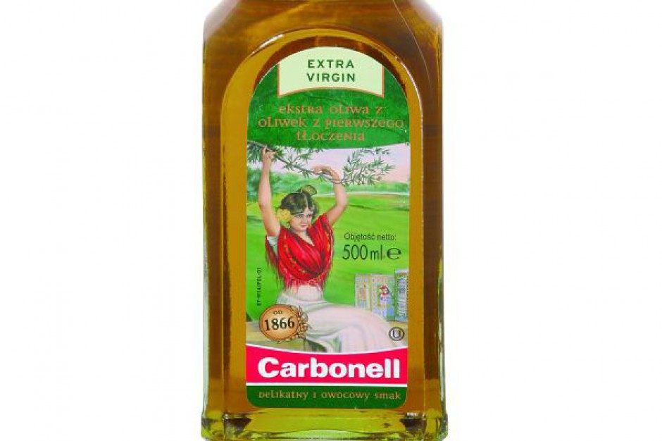 Oliwa z oliwek marki Carbonell