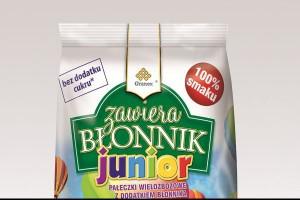 Zawiera Błonnik Junior