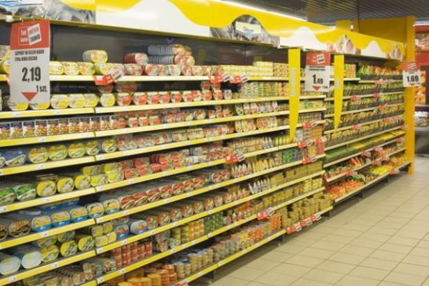 1,2 proc.- wzrost cen żywności