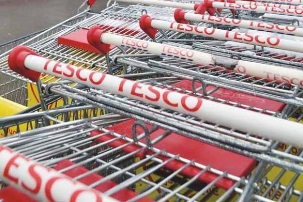 800 mln funtów na remonty sklepów Tesco