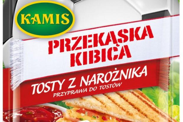 Limitowana edycja przekąsek dla kibica KAMIS