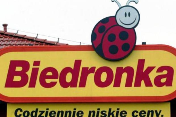 21-proc. wzrost sprzedaży Biedronki w I kw.