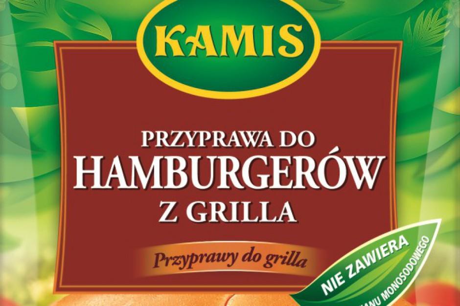 Przyprawy na grilla od Kamisu