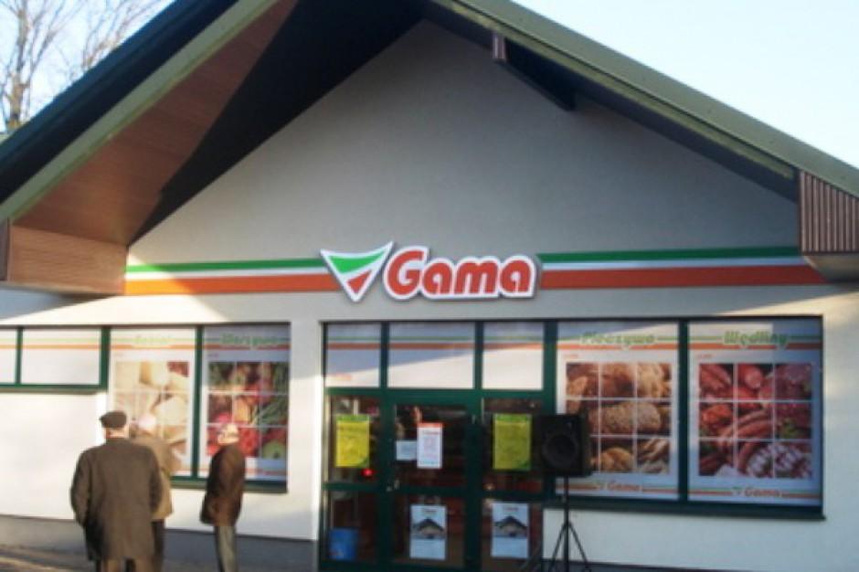 Spółdzielcy stawiają na Gamę - dynamiczny rozwój sieci