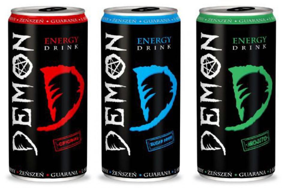 Napój energetyzujący Demon od Agros Novej