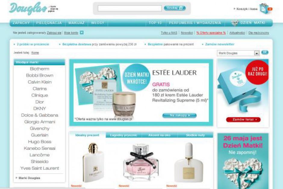 Douglas otwiera setną perfumerię i umacnia pozycję lidera rynku