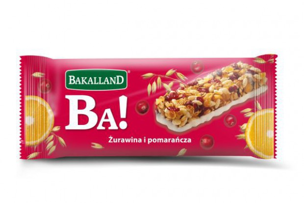 Ba! Bakaliowe batony od Bakalland