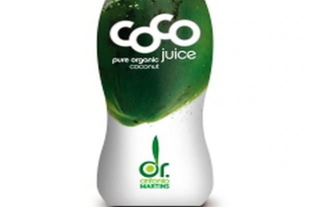 Woda kokosowa w butelce PET 330
