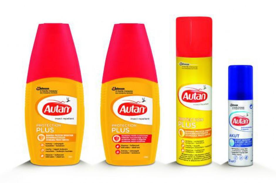 Autan z gamą produktów przeciw owadom