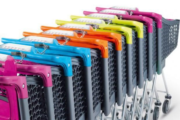 Nowe wózki sklepowe Tango City od Wanzl