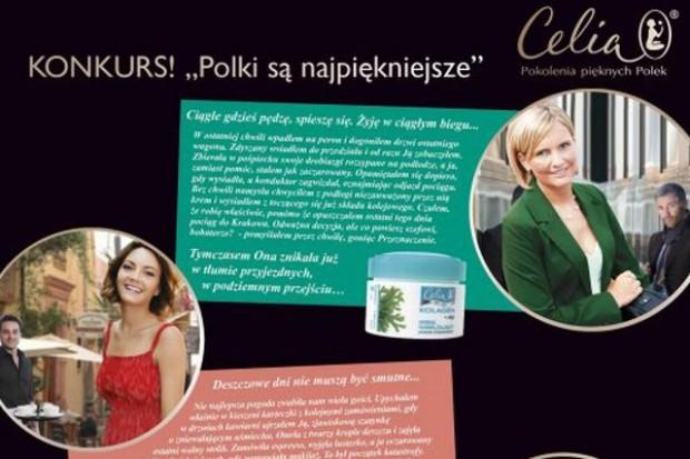 Kosmetyczna marka Celia odświeżyła swój wizerunek