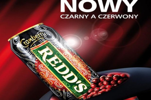 BTL-owa kampania Redd's Cranberry