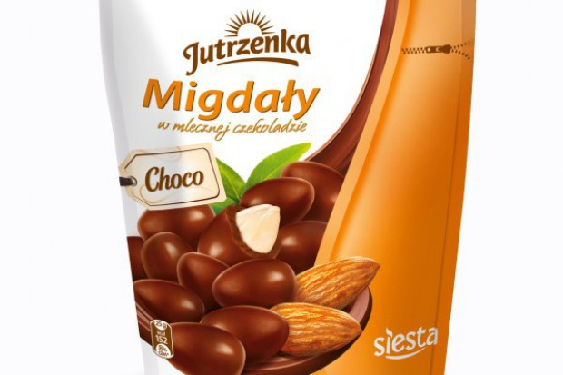 Nowa linia bakalii w czekoladzie Choco