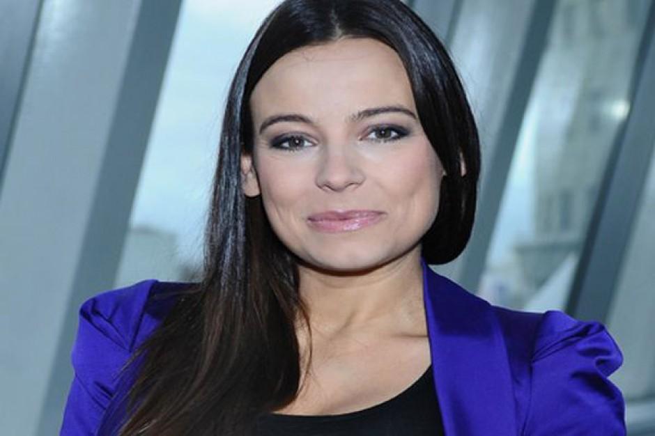 Anna Mucha twarzą pieluch marki Bambino