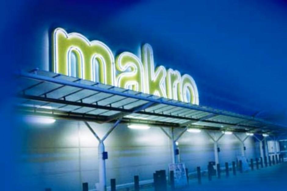 Metro Group sprzedaje hurtownie Makro w Anglii