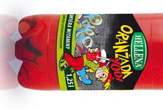 Oranżada YOO! Hellena - teraz także w butelce!