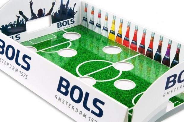 FOOTBOLS - marka BOLS w piłkarskiej ofensywie