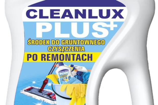 Cleanlux Plus - preparat do czyszczenia silnych zabrudzeń
