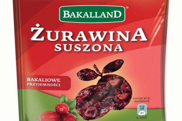 Produkty Bakallandu w nowych opakowaniach