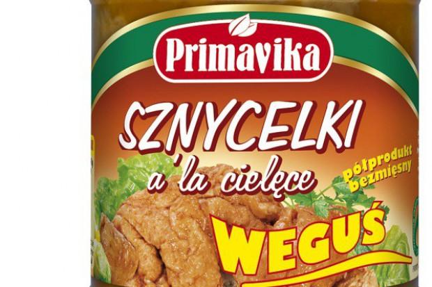 Sznycelki wegetariańskie od Primaviki