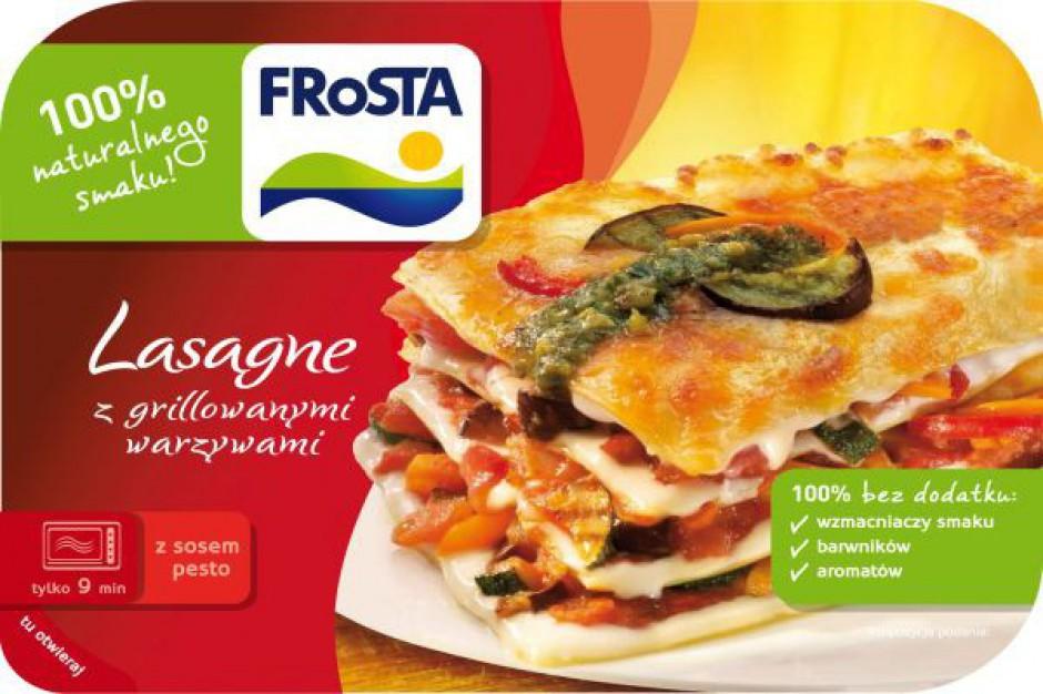 Nowa receptura w nowym opakowaniu - dania kuchni włoskiej marki FRoSTA