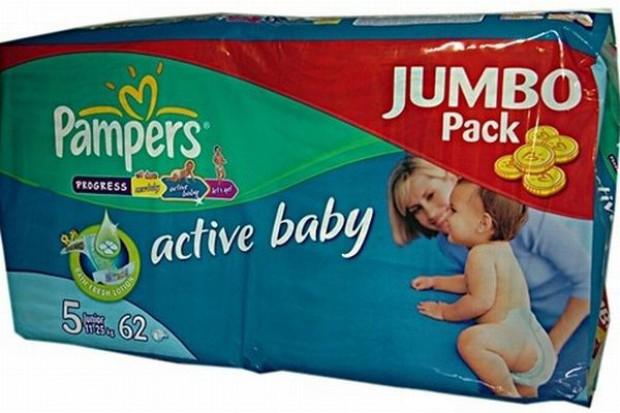 Nowy spot reklamowy pieluszek Pampers