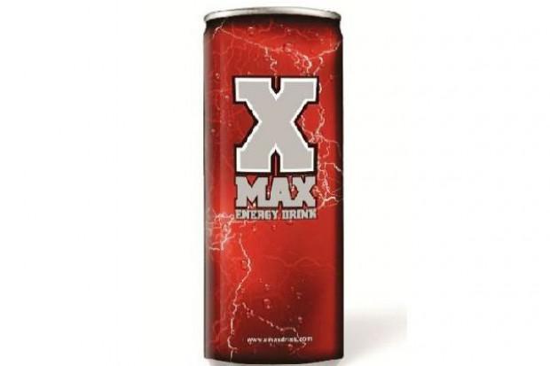 Napoje izotoniczne i energetyzujące Xmax