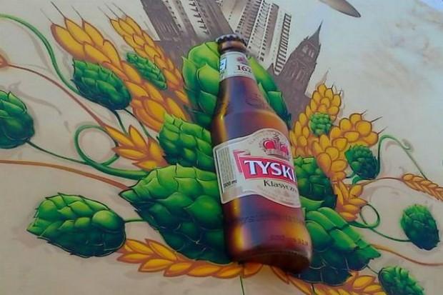 Trójwymiarowe murale w kampanii Tyskiego Klasycznego