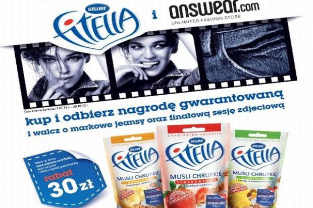 Ruszyła wspólna promocja konsumencka marek Fitella i Answear.com