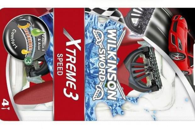 Dynamiczna maszynka Wilkinson Xtreme3 Speed