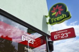 21 sklepów sieci Zatoka zmieni szyld na Freshmarket