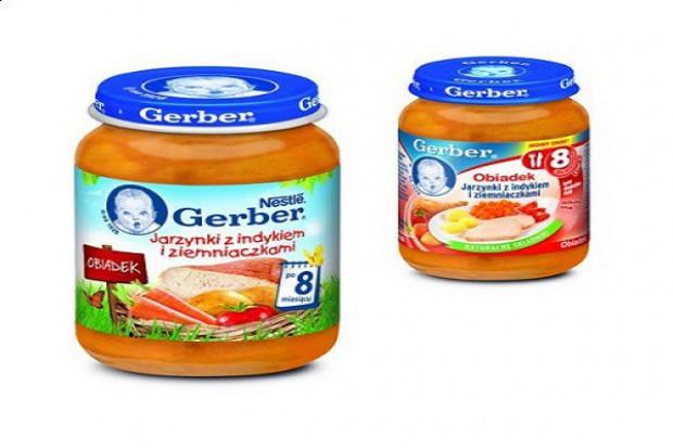 Produkty Gerber w nowej szacie graficznej
