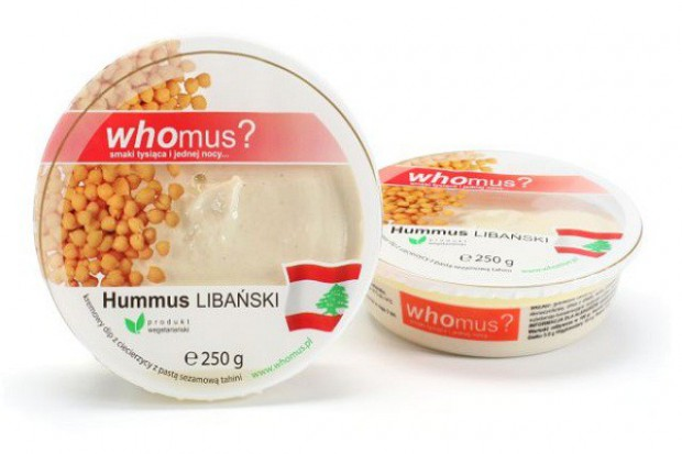 Hummus Libański od Epikuchni
