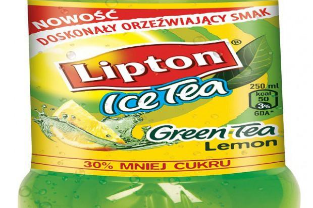 Lipton Ice Tea Green Lemon - nowy smak, mniej kalorii