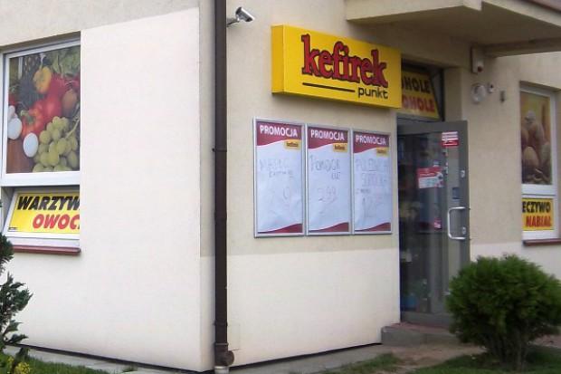 Kefirek Punkt - nowy format sklepów w Małopolsce