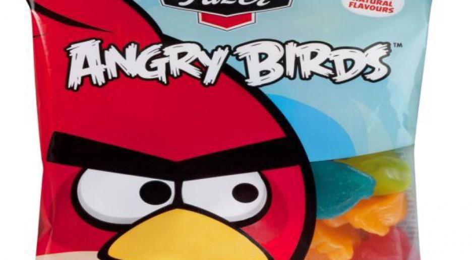 Fazer Wprowadza Slodycze Angry Birds Detal